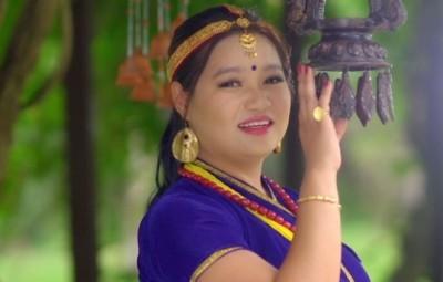 Shree Rai new song Bainsalu direction by bishal rai (7)